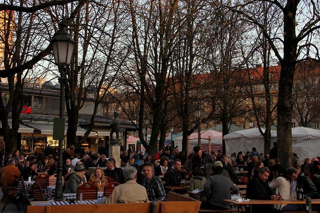 The Best Beer Halls And Beer Gardens In Munich