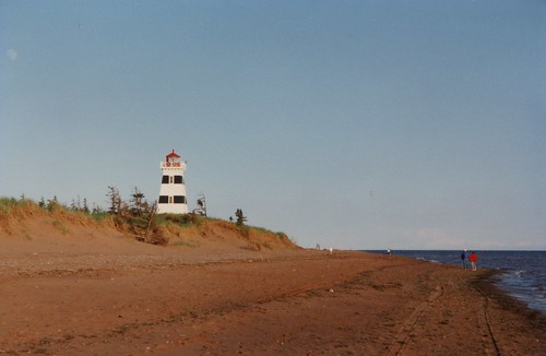 West Point lighthouse 1996