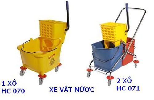 Máy hút bụi- xe vệ sinh-máy chà sàn-máy phun áp lực-thùng rác