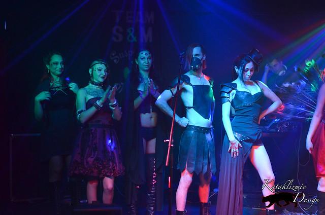 Pyxzee's Creations Fashion Show - Goathead Saloon 4-14-12