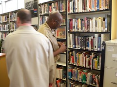 Washington Corrections Center Library