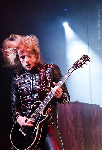 Richie Faulkner, Judas Priest