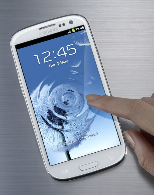 Samsung Galaxy SIII Announced
