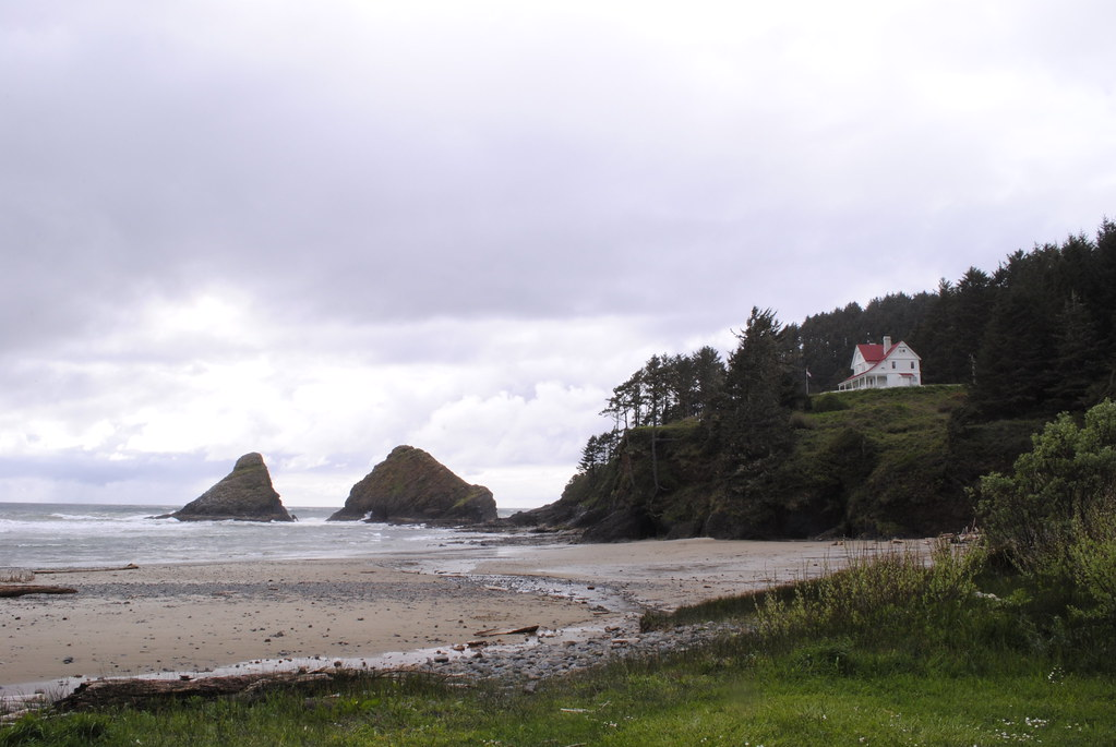 Heceta Head Lighthouse Bed & Breakfast, Oregon Coast