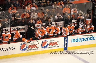 Flyers vs. Penguins - 3.15.14