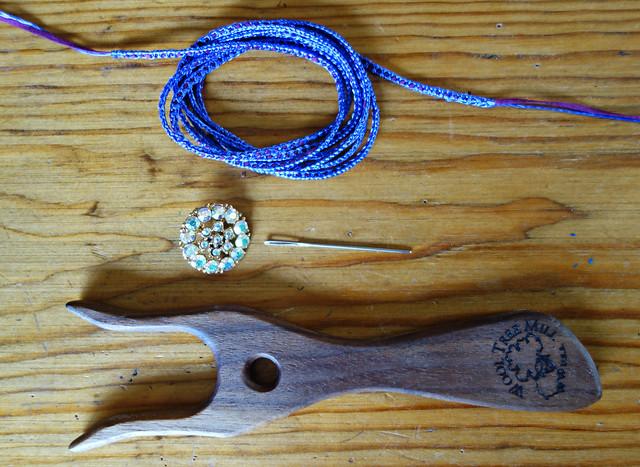 Materials for bracelet