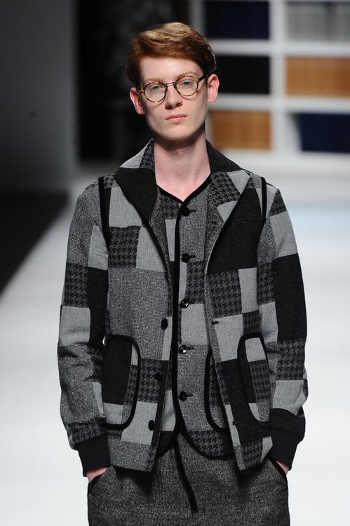 FW14 tokyo FACTOTUM007_Jonas Thorsen(Fashion Press)