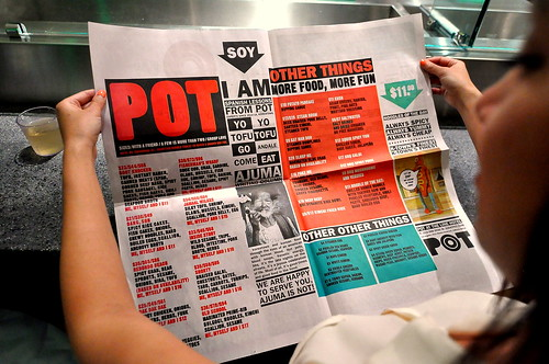 POT at The Line Hotel - Koreatown - Los Angeles