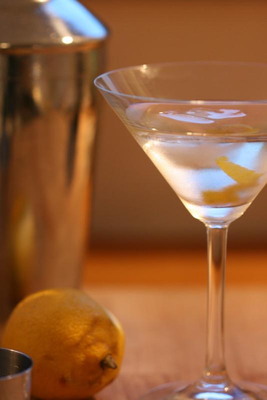 Vesper (Martini)