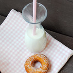 Sourdough Doughnuts with Yogurt