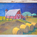 Barn Painting by Dilly