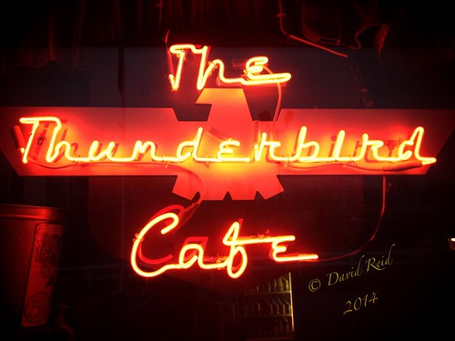 The Thunderbird Cafe