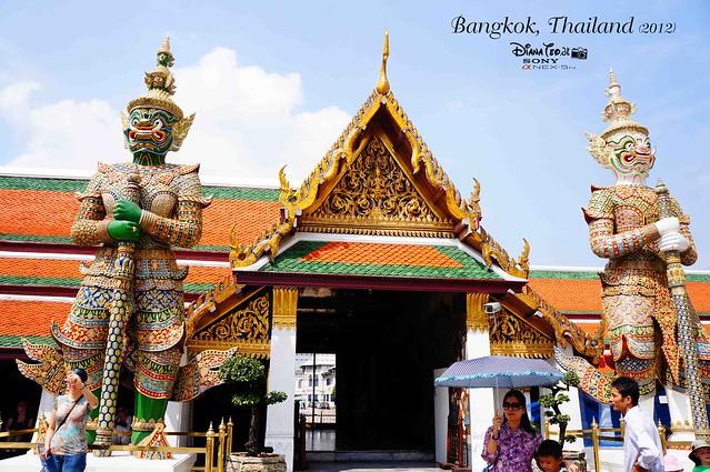 Day 3 Bangkok, Thailand - Grand Palace Bangkok 04