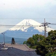 Mt.Fuji 富士山 4/28/2014