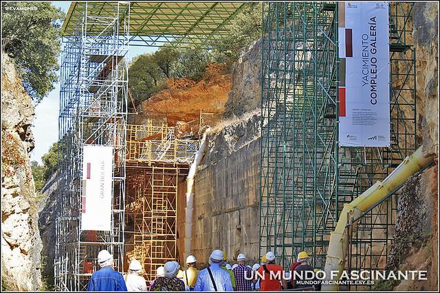 Complejo Galería, Yacimientos de Atapuerca