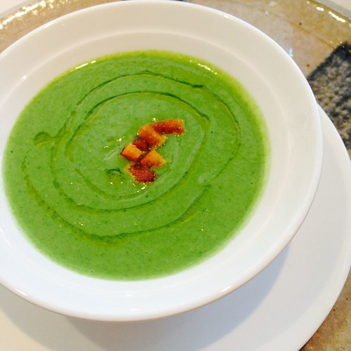 ほうれん草のスープ