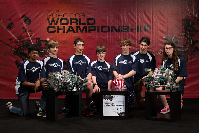 Vexmen at 2014 World Championships
