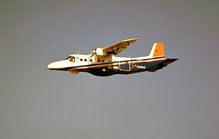 South African Airlink DO228-200 ZS-NRN