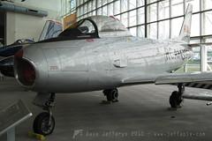 N8686F 23363 CL-13 Sabre RCAF