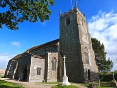 Burnham Thorpe, All Saints