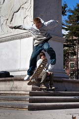 No Skating Allowed - Albany, NY - 2009, Mar - 09.jpg by sebastien.barre