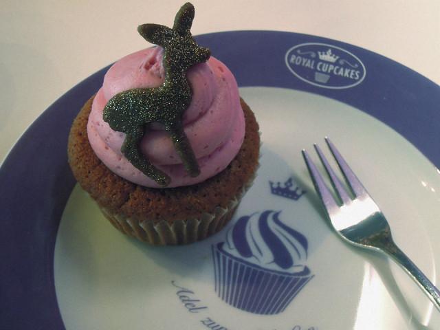 """Cupcake """"Bambi"""", Royal Cupcakes, Cologne"""