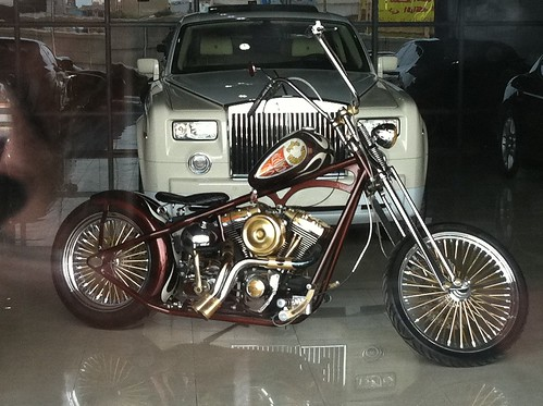 Indian Larry Bike Al Khobah