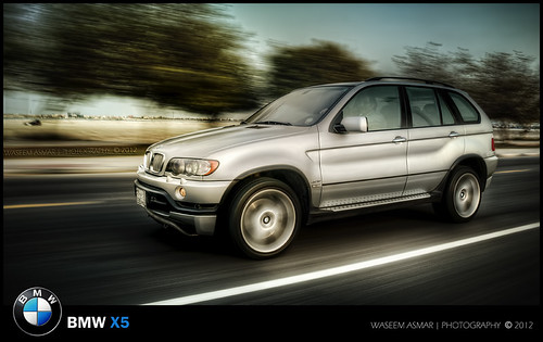 BMW X5 - German Innovation