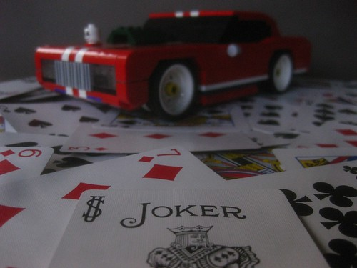 The Jokermobile