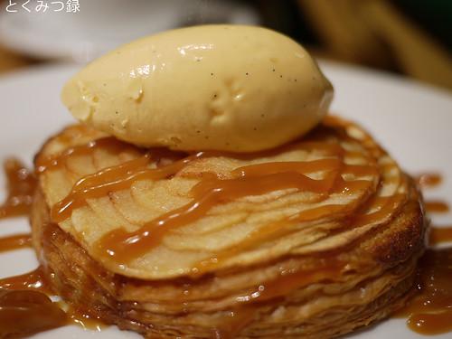 リンゴのタルト 2012年2月27日