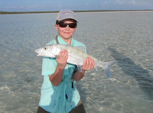 Graeme Sharp 2012 Bonefish 1