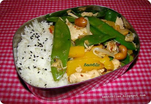 Siam Chicken Bento