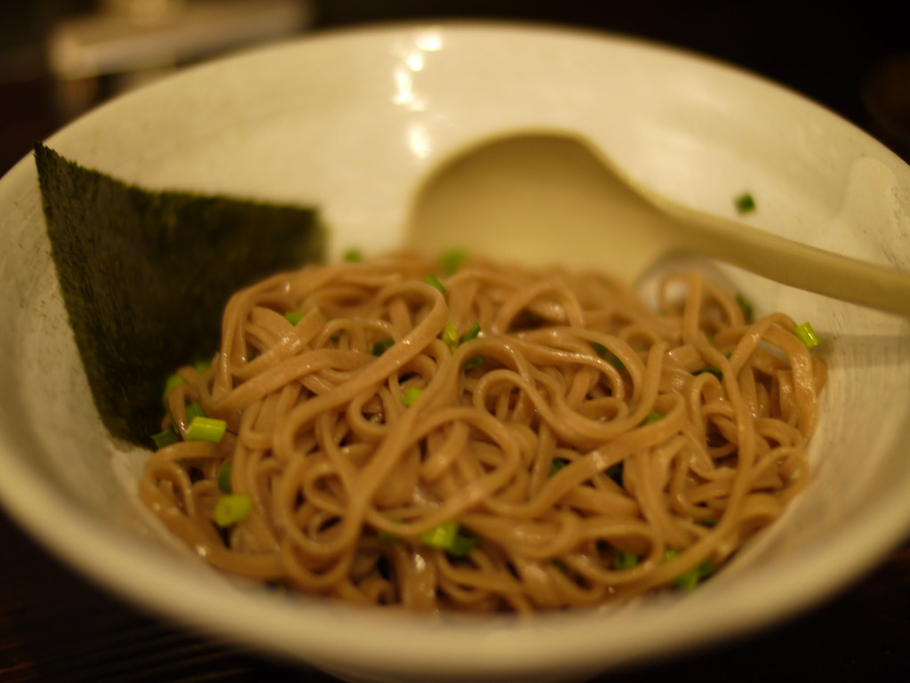 Japanese Dipping Noodle