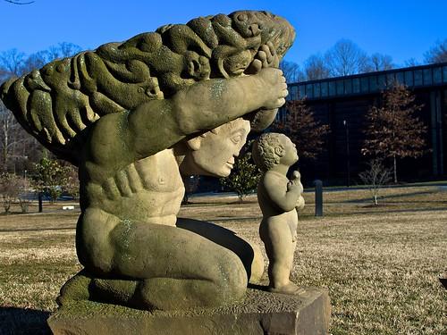 sculpture art museum garden nikon delaware wilmington d5000 flickraward stateofdelaware