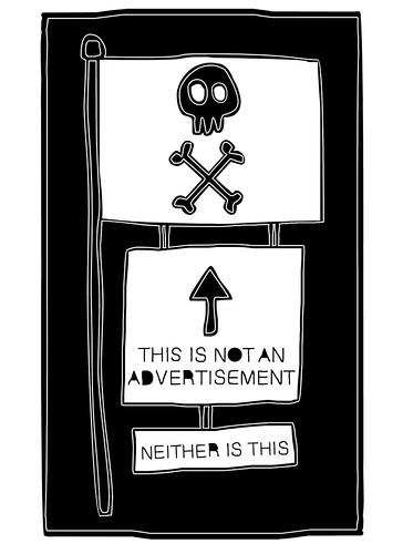not an advert
