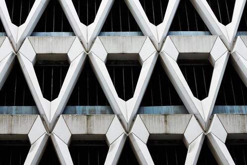 Garage Facade parking garage facade, london | architectural mess