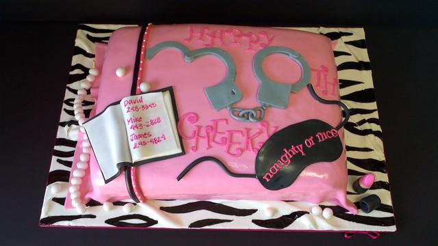dirty birthday cake - photo #43