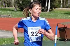 Metelková si po bronzu z Kbel vyběhla i traťový rekord v Úpici