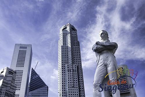 Raffles Landing Site, Singapore