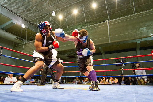USF Boxing by Alex Crook