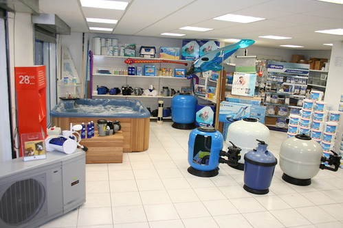 Showroom - Hydro Sud Ajaccio