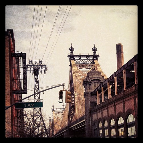 Queensboro Bridge or Ed Koch Bridge or the 59th St Bridge #city #nyc #newyork #bridge
