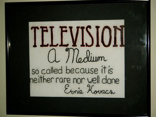 Ernie Kovacs quote