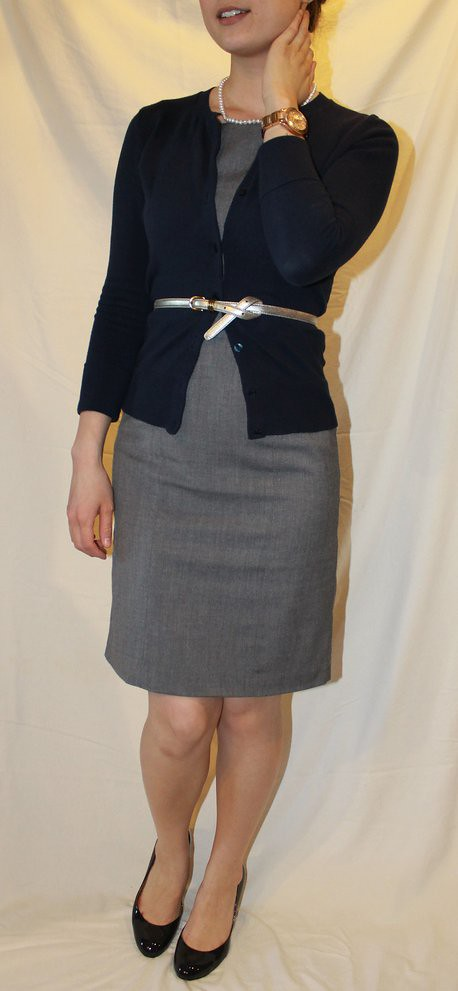 No Fail Work Outfit! 009