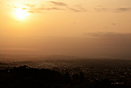 Buea Sunrise