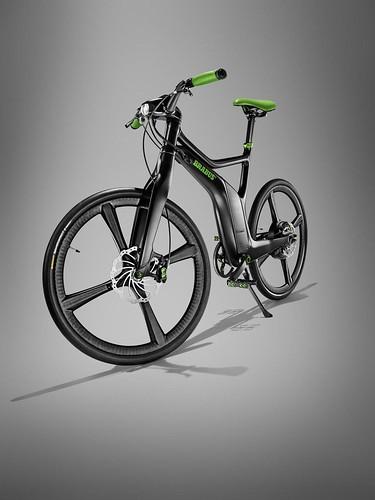 Smart BRABUS ebike Concept