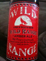 Wild Range Amber Ale by BeerHyped.com
