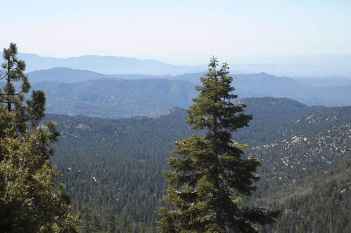 View of Mtns from Devil's Slide