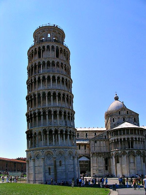 Leaning Tower of Pisa 3