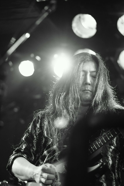 ROUGH JUSTICE live at Outbreak, Tokyo, 12 Mar 2012. S020